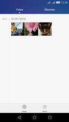 Transferir fotos vía Bluetooth - Huawei Y6 - Passo 4