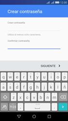 Crea una cuenta - Huawei Y6 - Passo 10