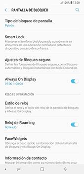 Desbloqueo del equipo por medio del patrón - Samsung A7 2018 - Passo 12