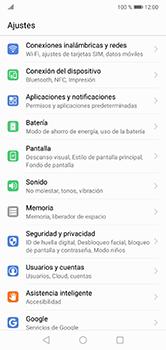 Configura el hotspot móvil - Huawei P20 Lite - Passo 3