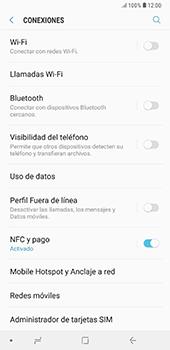Configura el hotspot móvil - Samsung A7 2018 - Passo 5