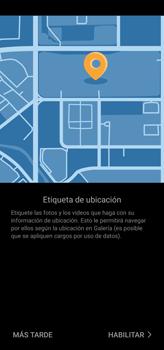 Cómo obtener informaciones con AI Lens - Huawei P40 Lite - Passo 4