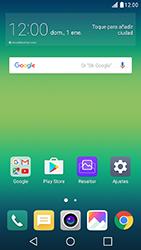Uso de la navegación GPS - LG X Cam - Passo 2