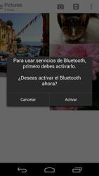 Transferir fotos vía Bluetooth - Motorola Moto X (2a Gen) - Passo 11