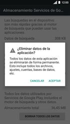 Limpieza de aplicación - Motorola Moto C - Passo 9