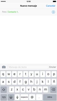 Envía fotos, videos y audio por mensaje de texto - Apple iPhone 6s Plus - Passo 6