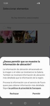 Envía fotos, videos y audio por mensaje de texto - Samsung S10+ - Passo 17