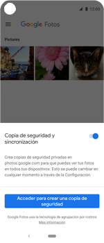 Transferir fotos vía Bluetooth - Motorola One Vision (Single SIM) - Passo 4