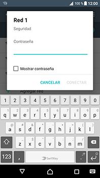 Configura el WiFi - Sony Xperia L1 - Passo 7