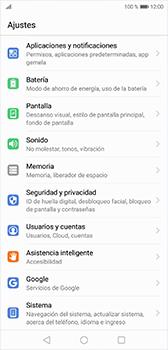 Realiza una copia de seguridad con tu cuenta - Huawei P20 - Passo 3