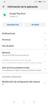 Limpieza de aplicación - Huawei P30 - Passo 5