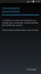 Crea una cuenta - Samsung Galaxy Alpha - G850 - Passo 8