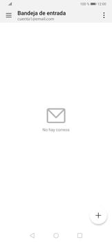 Cómo enviar un correo electrónico - Huawei P30 - Passo 4