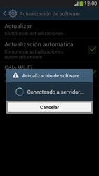 Actualiza el software del equipo - Samsung Galaxy S4 Mini - Passo 9
