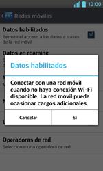 Configura el Internet - LG Optimus L5 II - Passo 7