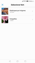 Envía fotos, videos y audio por mensaje de texto - Huawei P10 - Passo 14