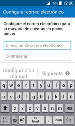 Configura tu correo electrónico - Samsung Galaxy J1 - J100 - Passo 6