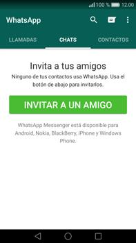 Configuración de Whatsapp - Huawei Mate 8 - Passo 10