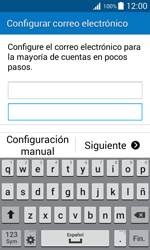 Configura tu correo electrónico - Samsung Galaxy J1 - J100 - Passo 7