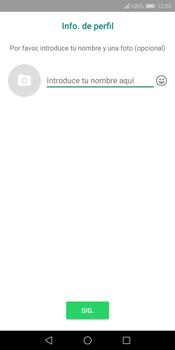 Configuración de Whatsapp - Huawei Y7 (2018) - Passo 13