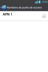 Configura el Internet - LG L4 II - Passo 9