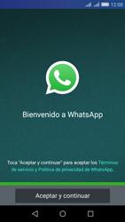 Configuración de Whatsapp - Huawei Y6 - Passo 4