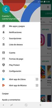 Cambiar configuración de actualizaciones de aplicaciones - Samsung A7 2018 - Passo 4