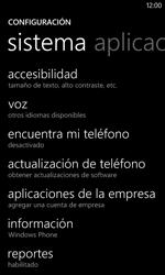 Actualiza el software del equipo - Nokia Lumia 520 - Passo 5
