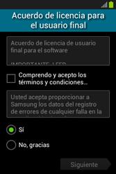Activa el equipo - Samsung Galaxy Fame Lite - S6790 - Passo 7