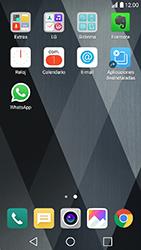 Configuración de Whatsapp - LG K10 2017 - Passo 3