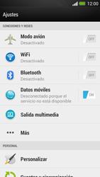 Conecta con otro dispositivo Bluetooth - HTC One - Passo 4