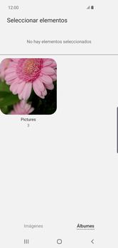 Envía fotos, videos y audio por mensaje de texto - Samsung S10+ - Passo 19