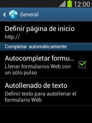 Configura el Internet - Samsung Galaxy Pocket Neo - S5310L - Passo 24