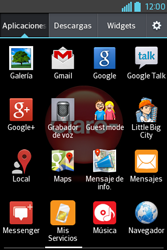 Transferir fotos vía Bluetooth - LG L4 II - Passo 3