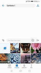 Envía fotos, videos y audio por mensaje de texto - Huawei P10 - Passo 8