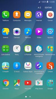 Configura el hotspot móvil - Samsung Galaxy Note 5 - N920 - Passo 3