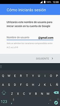 Crea una cuenta - Alcatel POP 4 Plus - 5056 - Passo 9