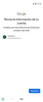 Crea una cuenta - Motorola One Vision (Single SIM) - Passo 14