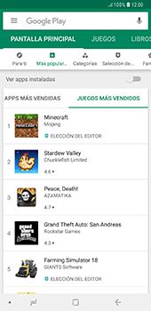 Instala las aplicaciones - Samsung A7 2018 - Passo 10