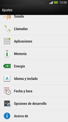 Actualiza el software del equipo - HTC One - Passo 5