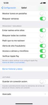 Limpieza de explorador - Apple iPhone XS Max - Passo 4
