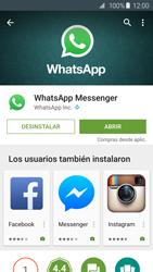Configuración de Whatsapp - Samsung Galaxy S6 - G920 - Passo 7