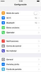 Restaura la configuración de fábrica - Apple iPhone 7 - Passo 3