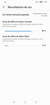 Desactivación límite de datos móviles - Huawei Y7 2019 - Passo 7