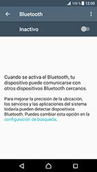 Conecta con otro dispositivo Bluetooth - Sony Xperia XZ Premium - Passo 5