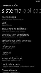 Actualiza el software del equipo - Nokia Lumia 1520 - Passo 5
