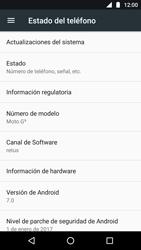 Actualiza el software del equipo - Motorola Moto G5 - Passo 6