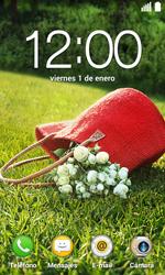 Bloqueo de la pantalla - LG L70 - Passo 5