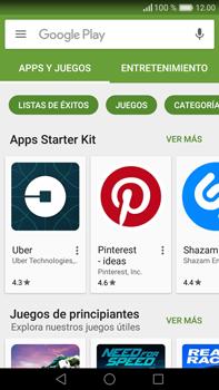 Instala las aplicaciones - Huawei Mate 8 - Passo 4