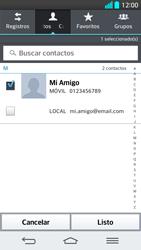Envía fotos, videos y audio por mensaje de texto - LG G2 - Passo 6
